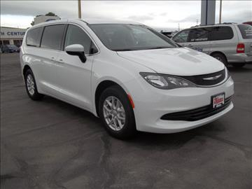 2017 Chrysler Pacifica for sale at 20TH CENTURY FORD DODGE in Blackfoot ID