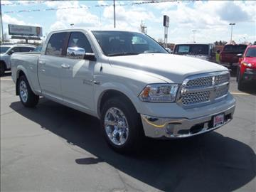 2017 RAM Ram Pickup 1500 for sale at 20TH CENTURY FORD DODGE in Blackfoot ID