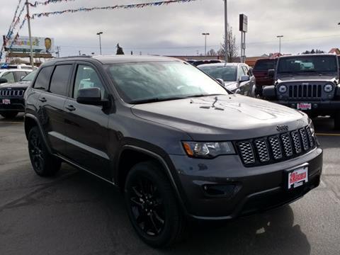 2017 Jeep Grand Cherokee for sale in Blackfoot ID