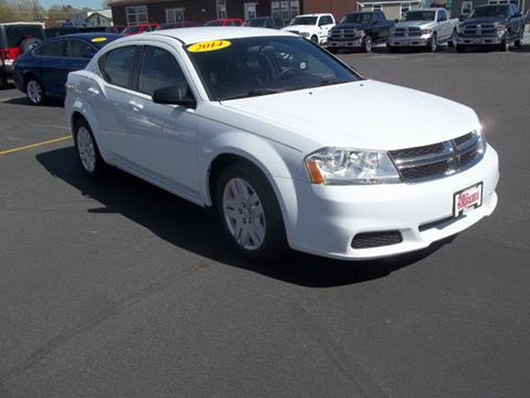 2014 Dodge Avenger for sale in Blackfoot, ID