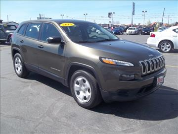 2015 Jeep Cherokee for sale in Blackfoot, ID