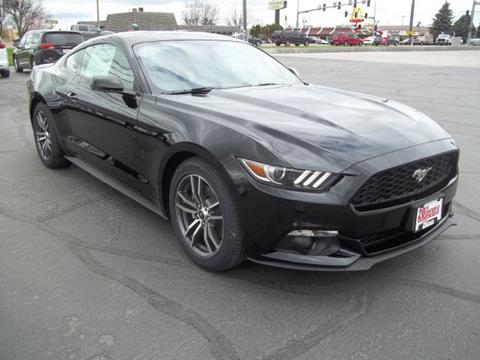 2017 Ford Mustang for sale in Blackfoot, ID