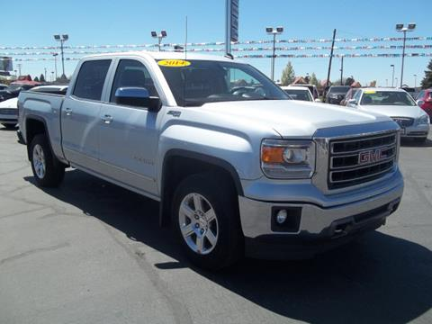 2014 GMC Sierra 1500 for sale in Blackfoot, ID