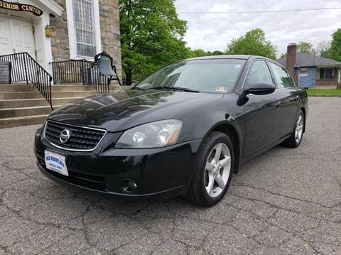 2005 Nissan Altima for sale at GREAT MEADOWS AUTO SALES in Great Meadows NJ
