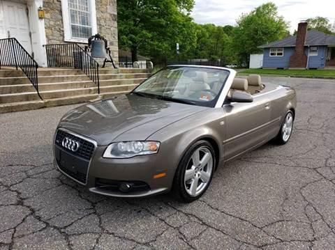 2009 Audi A4 for sale at GREAT MEADOWS AUTO SALES in Great Meadows NJ