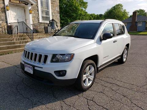 2014 Jeep Compass for sale at GREAT MEADOWS AUTO SALES in Great Meadows NJ