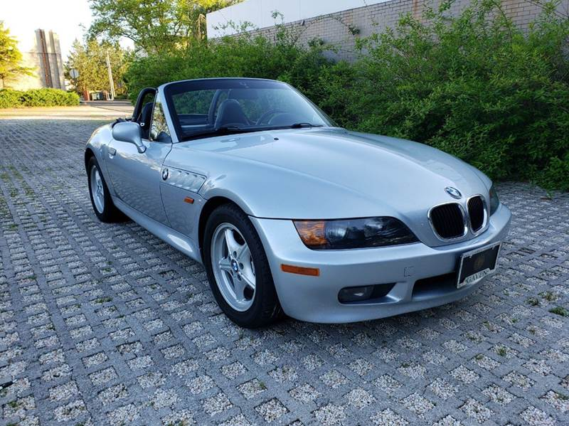 1998 BMW Z3 for sale at GREAT MEADOWS AUTO SALES in Great Meadows NJ