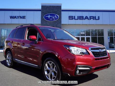 2017 Subaru Forester for sale in Wayne, NJ