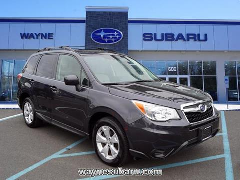 2015 Subaru Forester for sale in Wayne, NJ