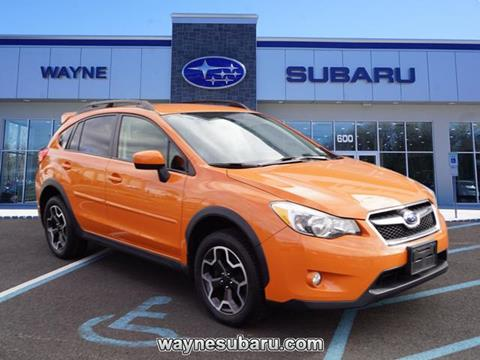 2015 Subaru XV Crosstrek for sale in Wayne, NJ