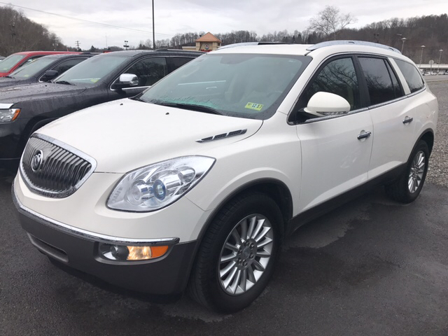 leather buick used raleigh nc enclave ford in for leith fwd sale