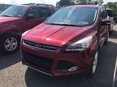 2013 Ford Escape for sale in Weston, WV