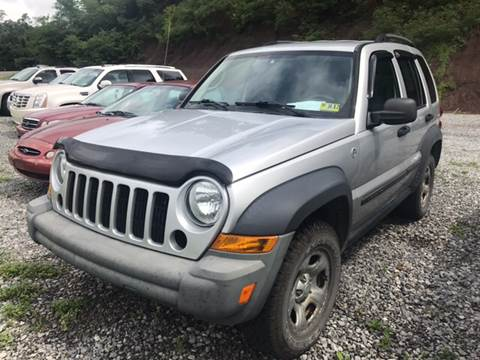 2007 Jeep Liberty for sale in Weston, WV