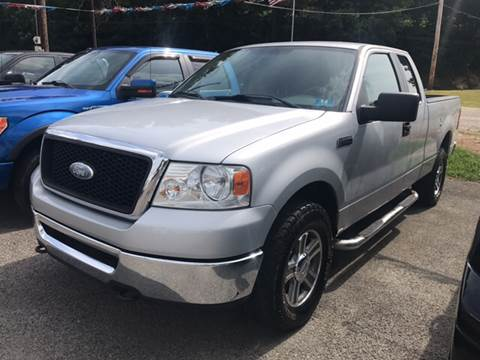2007 Ford F-150 for sale in Weston, WV
