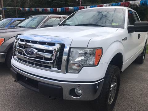 2010 Ford F-150 for sale in Weston, WV