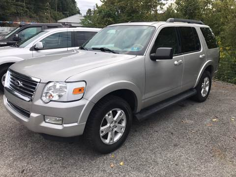 2007 Ford Explorer for sale in Weston, WV