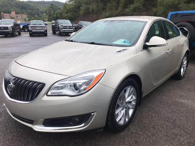 2014 Buick Regal AWD 4dr Sedan   Weston WV