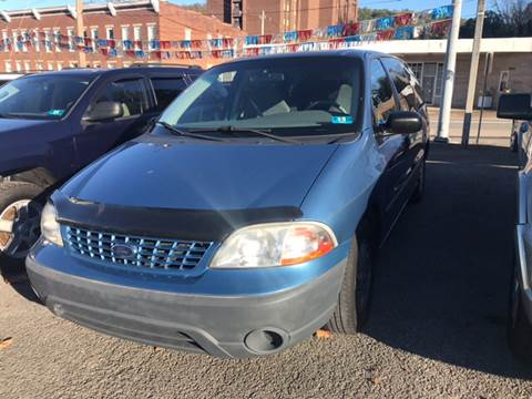2002 Ford Windstar for sale in Weston, WV
