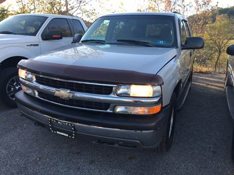 2004 Chevrolet Tahoe for sale in Weston, WV