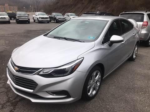 2017 Chevrolet Cruze for sale in Weston, WV
