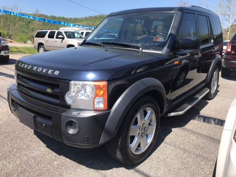 2008 Land Rover LR3 for sale in Weston, WV