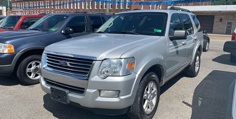 2010 Ford Explorer for sale in Weston, WV