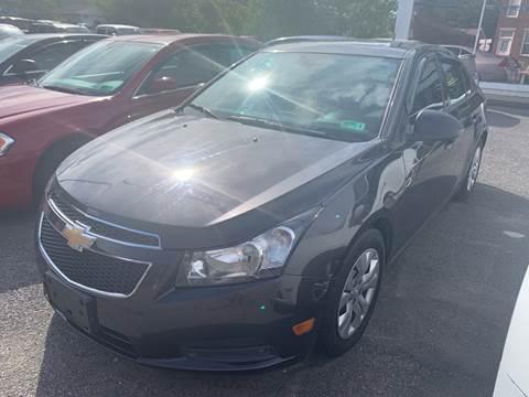 2014 Chevrolet Cruze for sale in Weston, WV
