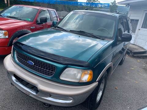 1997 Ford Expedition for sale in Weston, WV