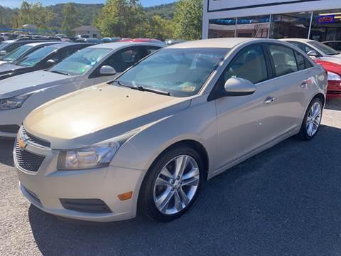 2011 Chevrolet Cruze for sale in Weston, WV