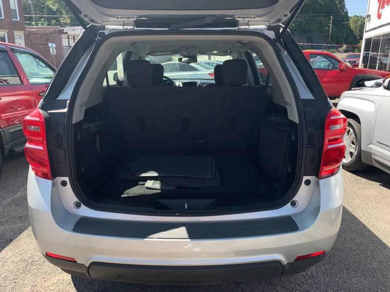 2016 Chevrolet Equinox AWD LS 4dr SUV - Weston WV