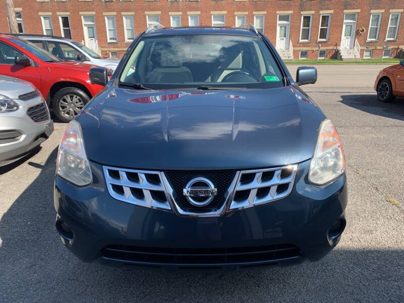 2013 Nissan Rogue AWD SV w/SL Package 4dr Crossover - Weston WV