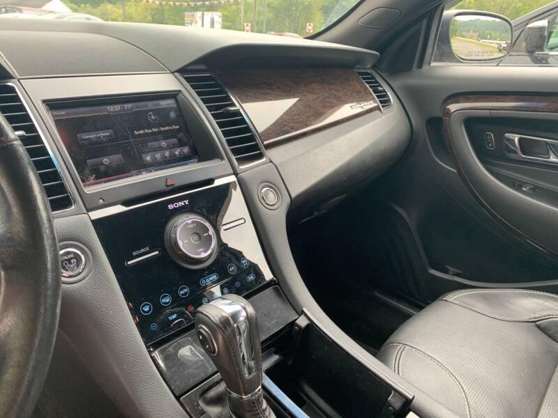 2014 Ford Taurus AWD Limited 4dr Sedan - Weston WV