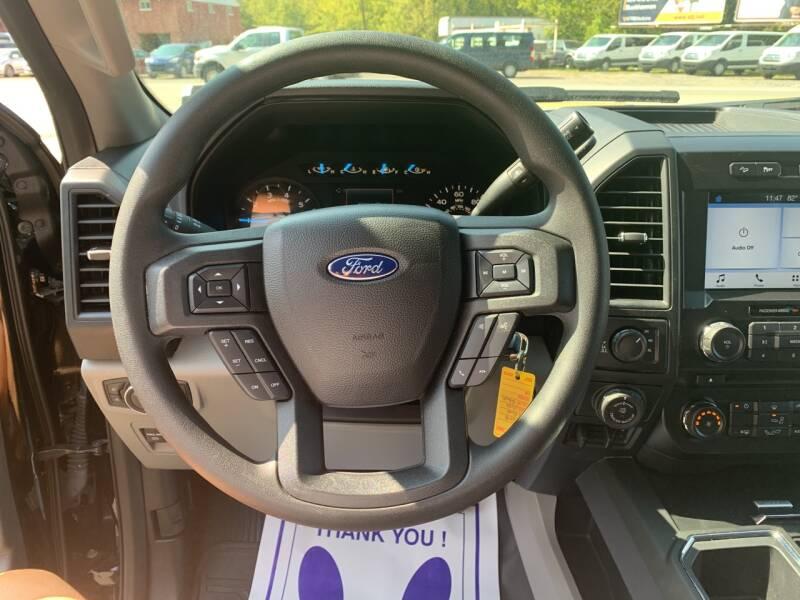 2018 Ford F-150 4x4 XL 4dr SuperCrew 5.5 ft. SB - Weston WV
