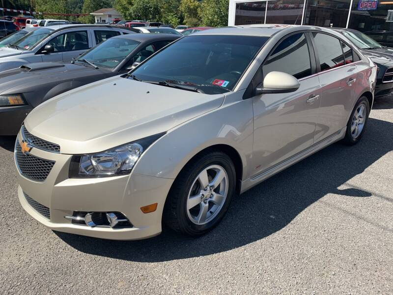 2014 Chevrolet Cruze 1LT Manual 4dr Sedan w/1SC - Weston WV