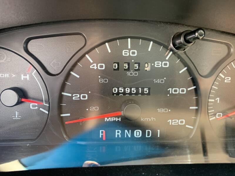 2003 Ford Taurus SES 4dr Sedan - Weston WV