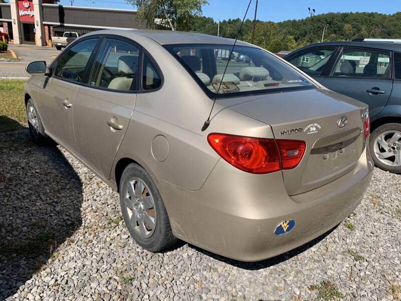 2008 Hyundai Elantra SE 4dr Sedan - Weston WV