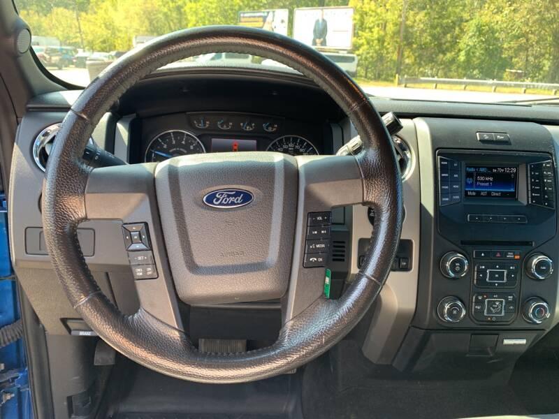 2014 Ford F-150 4x4 XLT 4dr SuperCrew Styleside 5.5 ft. SB - Weston WV