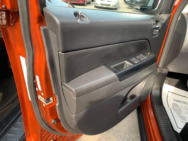 2012 Jeep Compass 4x4 Sport 4dr SUV - Weston WV