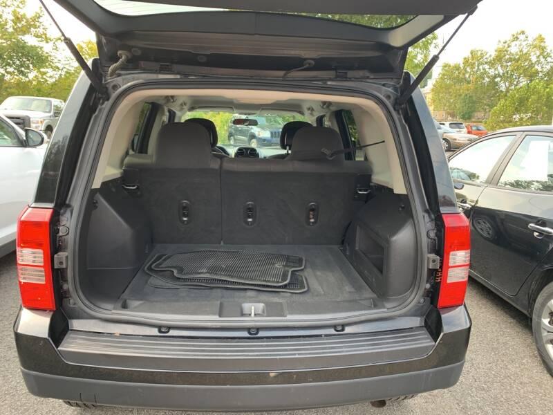 2012 Jeep Patriot 4x4 Sport 4dr SUV - Weston WV