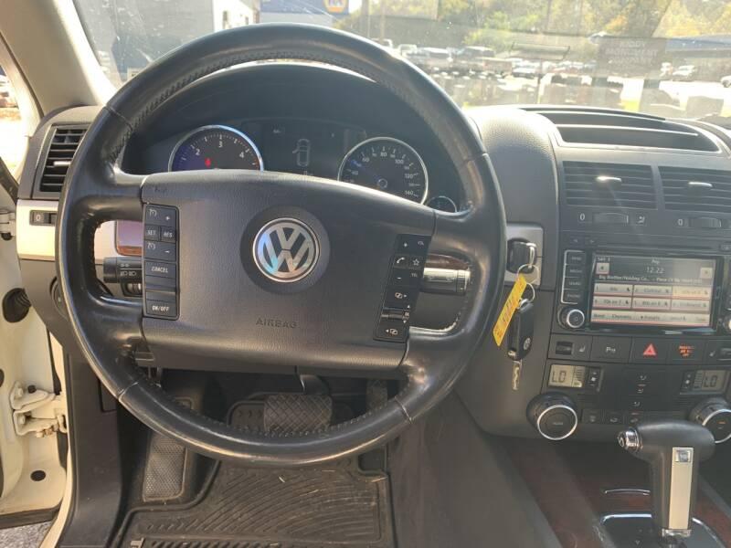 2009 Volkswagen Touareg 2 AWD V6 TDI 4dr SUV - Weston WV