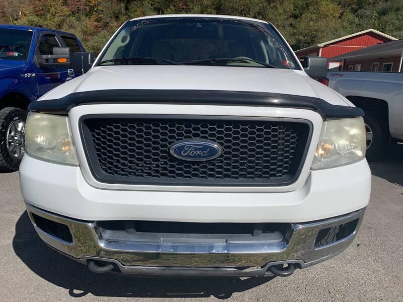 2004 Ford F-150 4dr SuperCrew XLT 4WD Styleside 5.5 ft. SB - Weston WV