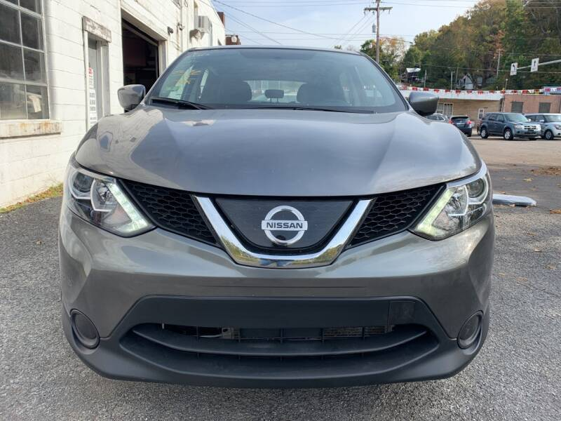 2019 Nissan Rogue Sport AWD S 4dr Crossover - Weston WV