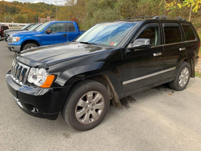 2008 Jeep Grand Cherokee 4x4 Overland 4dr SUV - Weston WV