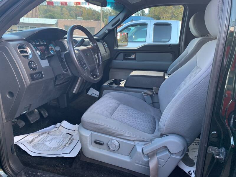 2014 Ford F-150 4x4 XLT 4dr SuperCrew Styleside 5.5 ft. SB - Weston WV