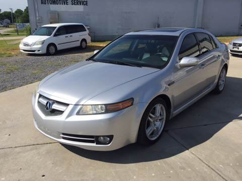 2008 Acura TL for sale in Lancaster, SC