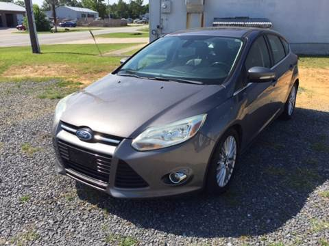 2012 Ford Focus for sale in Lancaster, SC