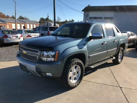 Chevrolet Avalanche For Sale in Lancaster, SC - Carsforsale.com
