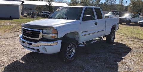 2004 GMC Sierra 2500HD for sale in Heath Springs, SC
