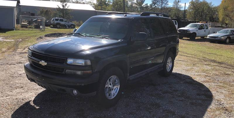 2005 Chevrolet Tahoe Z71 4wd 4dr Suv In Heath Springs Sc M