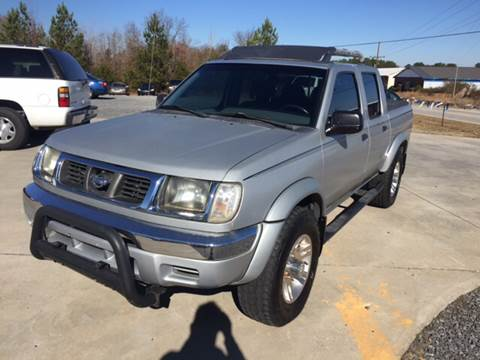2000 Nissan Frontier for sale in Lancaster, SC